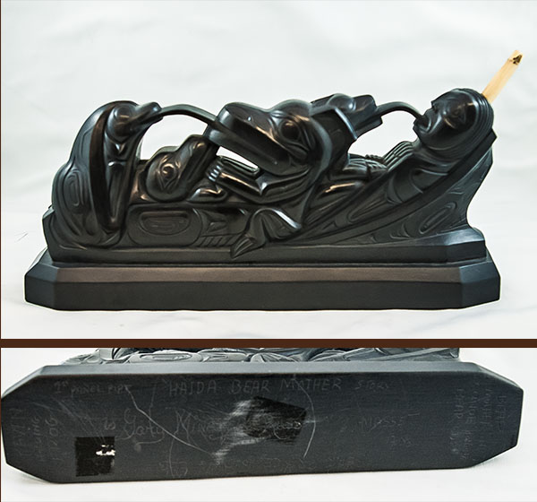 argillite dating Bonhams fine art auctioneers & valuers: auctioneers of art, pictures, collectables and motor cars.