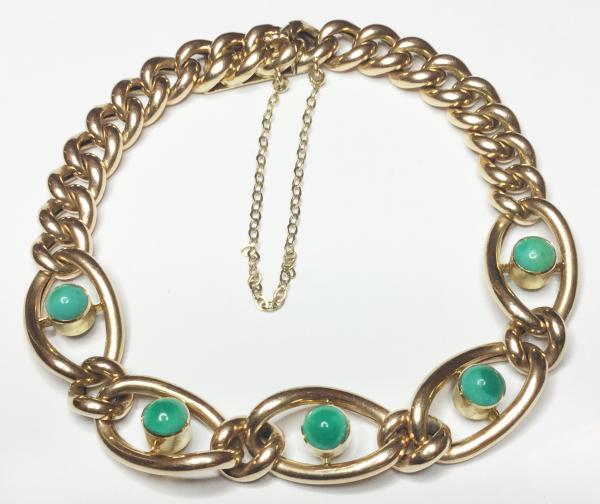 MMC 0.47 ct Square Diopside Silver Pendants Necklaces