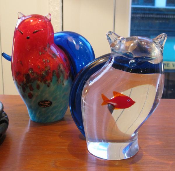 """Pet Supplies 5"""" Cat Kitten Porcelain Pink Food Water Bowl Dish 13cm"""