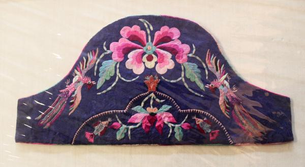 25e73f5d7e8 CHINESE SILK EMBROIDERY POUCH